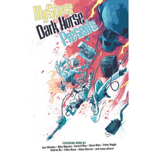 Myspace Dark Horse Presents TP Vol 01