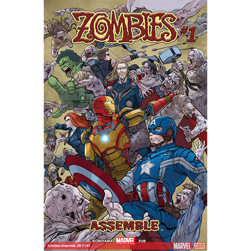 Limited Series - Zombies Assemble