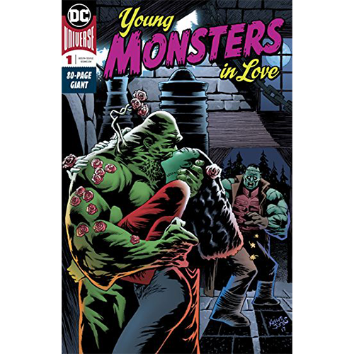 Young Monsters In Love 1