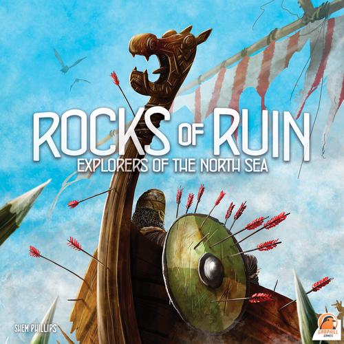 Explorers of the North Sea: Rocks of Ruin