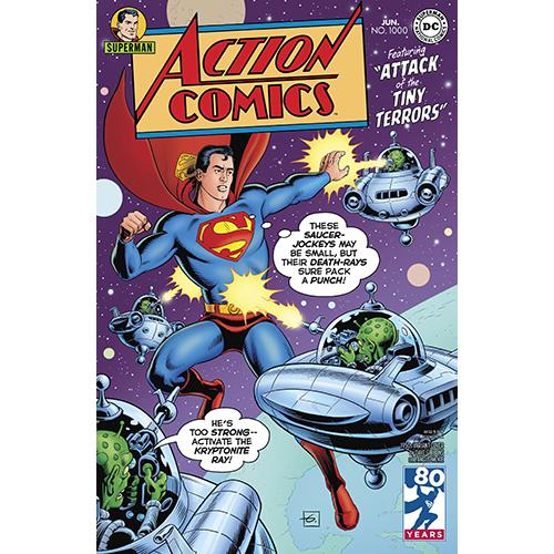 Action Comics 1000 Coperta F - 2