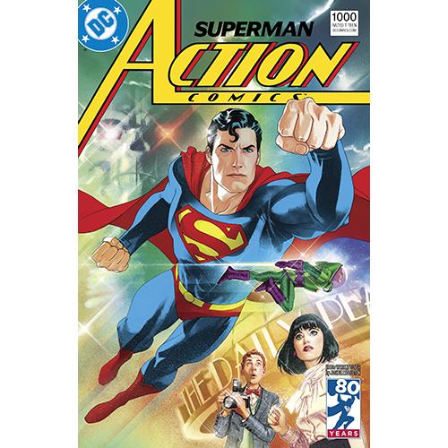 Action Comics 1000 Coperta F - 4