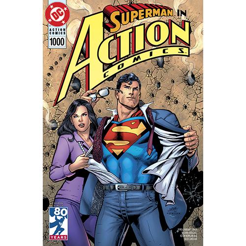 Action Comics 1000 Coperta F - 5