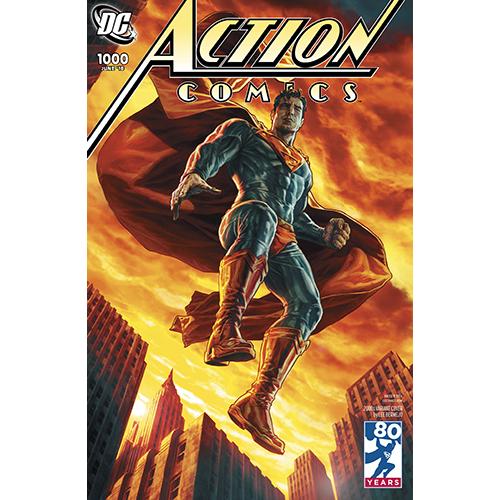 Action Comics 1000 Coperta F - 6