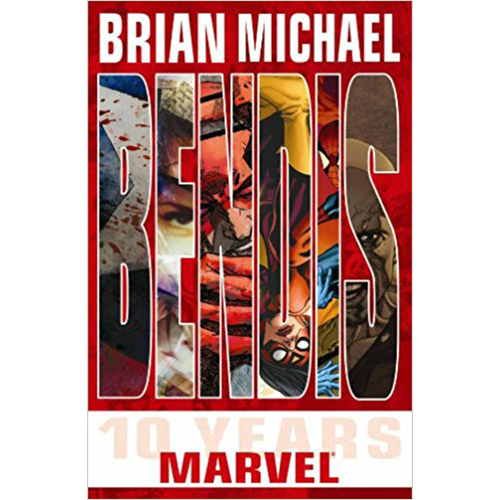 Brian Michael Bendis 10 Years at Marvel TP