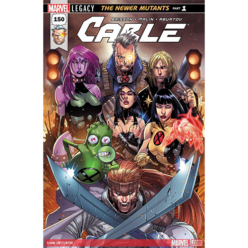 Story Arc - Cable (2017)