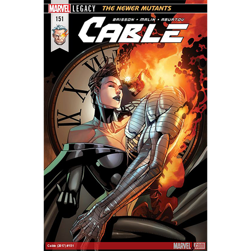 Story Arc - Cable (2017) - 1