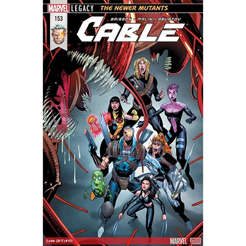 Story Arc - Cable (2017) - 3