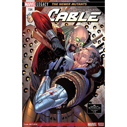Story Arc - Cable (2017) - 4