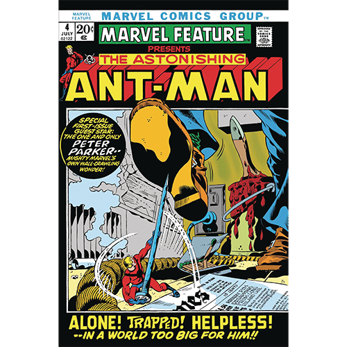 True Believers Ant-Man Incredible Shrinking Doom 1 imagine