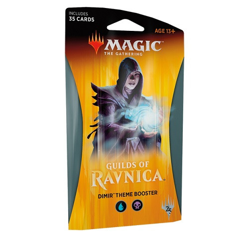 Magic: the Gathering - Guilds Of Ravnica: Theme Booster - Dimir