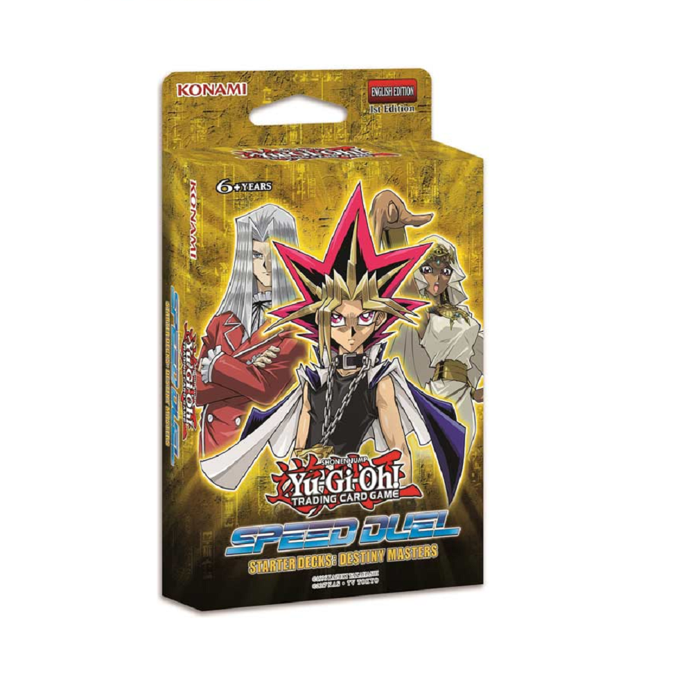 Yu-Gi-Oh!: Starter Deck Speed Duel: Destiny Masters imagine