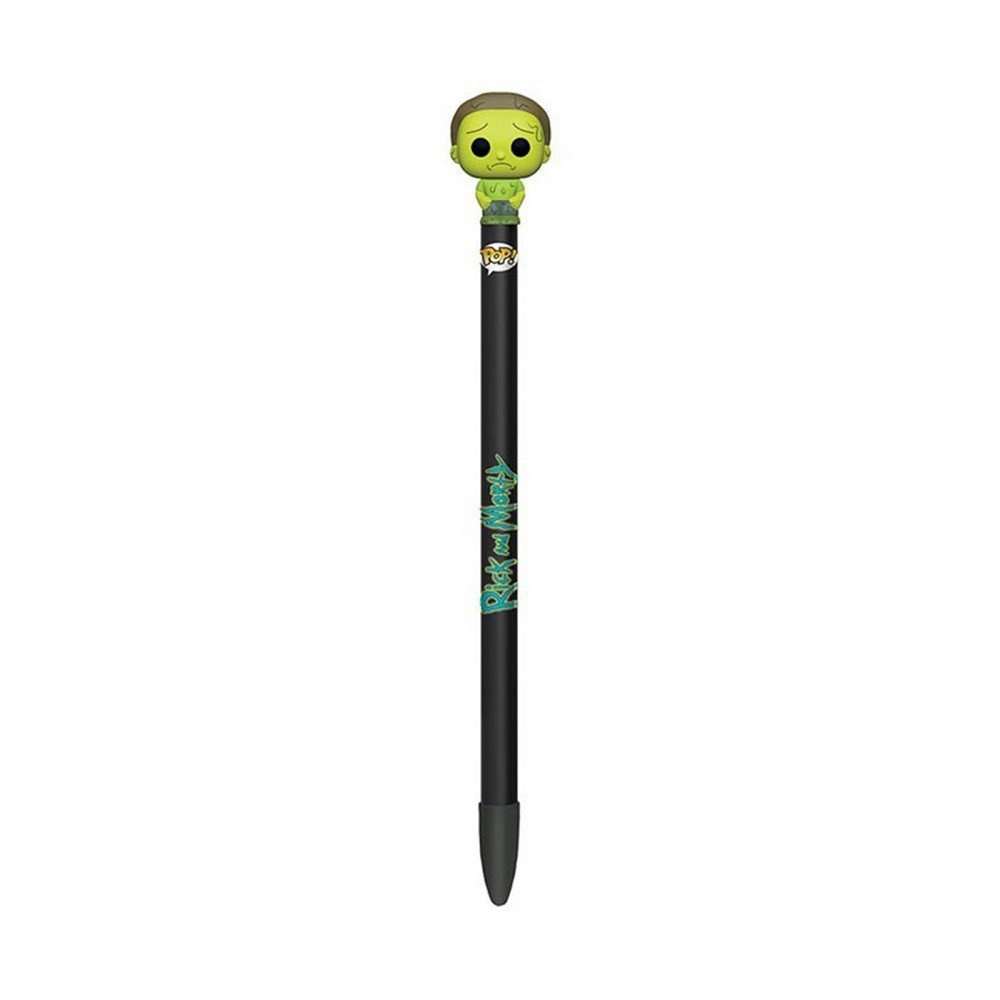 Funko Pop! Pen Topper: Rick and Morty - Swamp Morty imagine