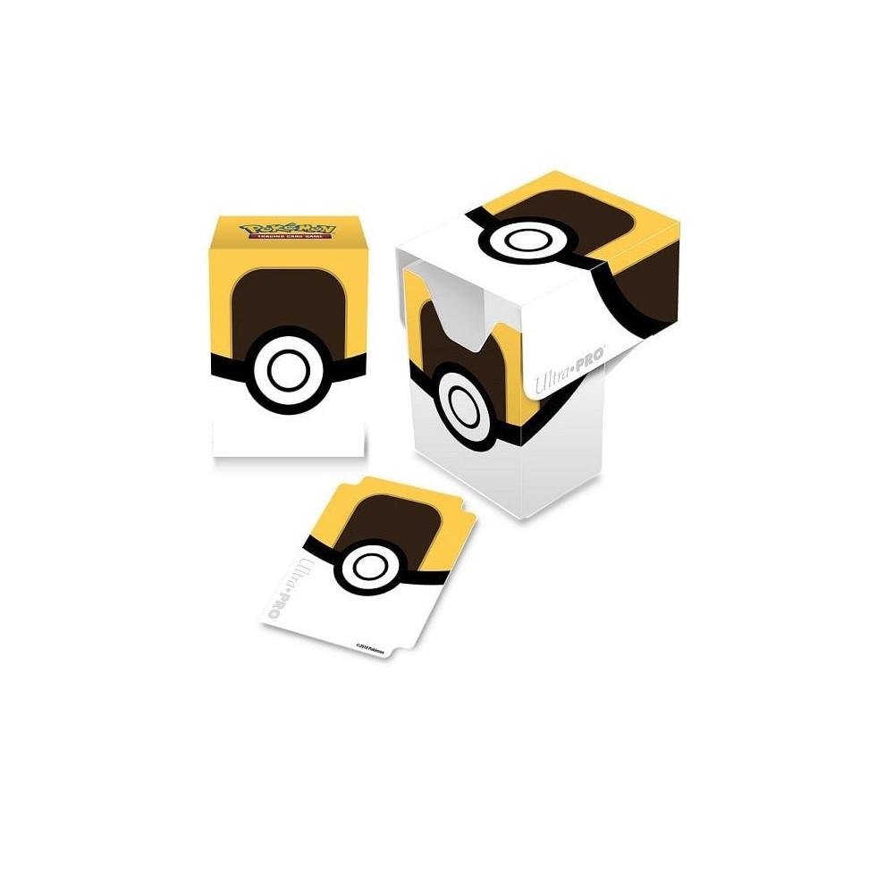 Pokemon Ultra Ball Deck Box