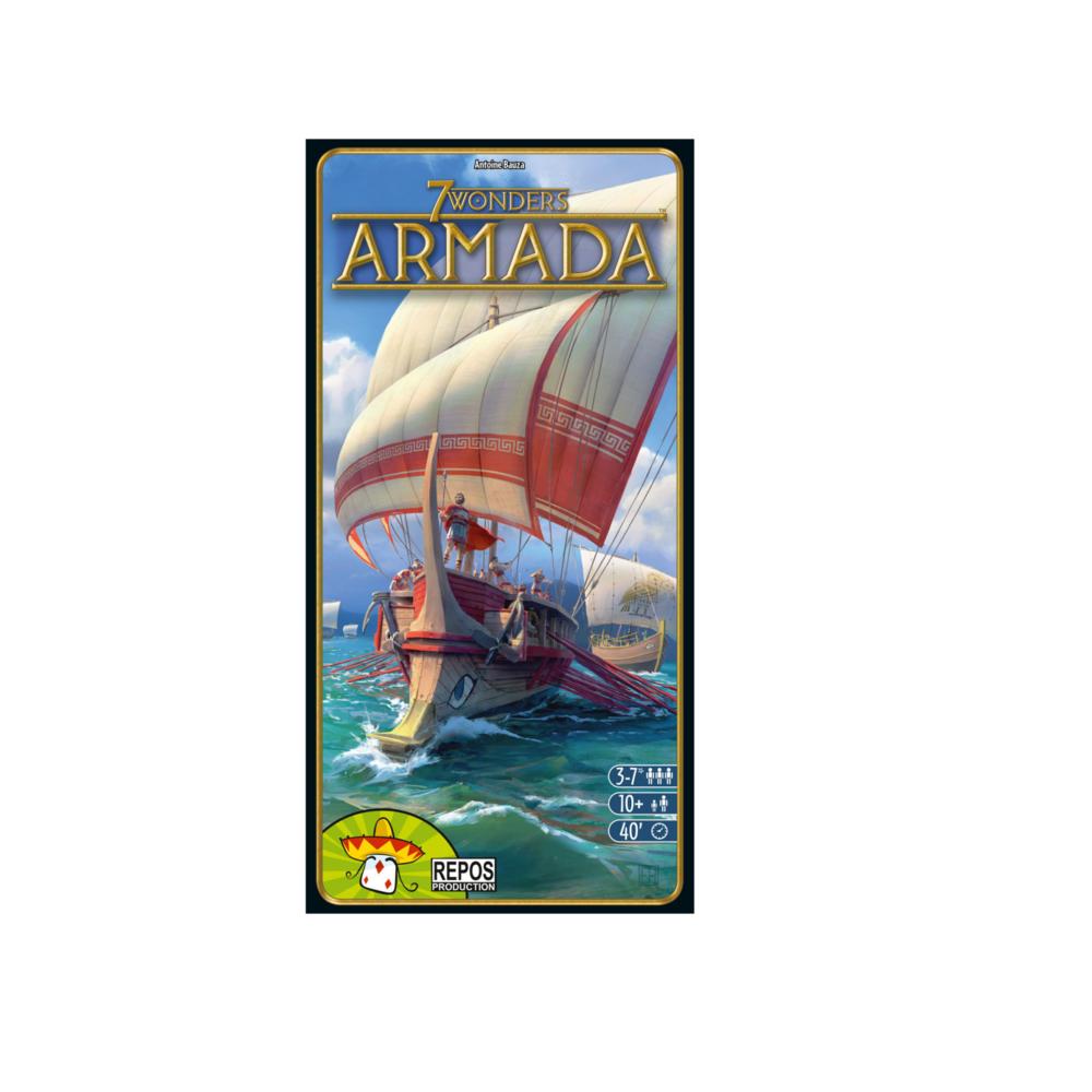 7 Wonders: Armada imagine