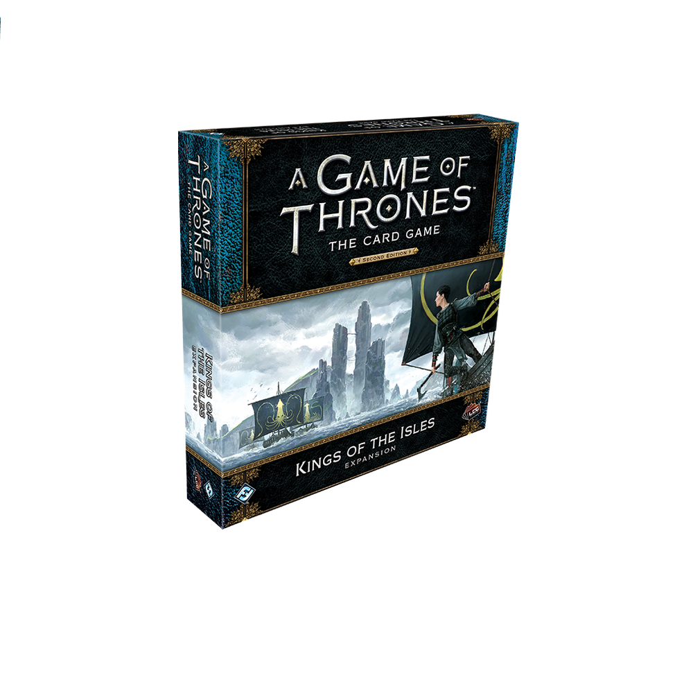 A Game of Thrones: The Card Game (editia a doua) – Kings of The Isles imagine