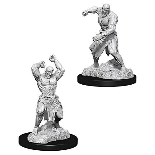 D&D Unpainted Miniatures: Flesh Golem
