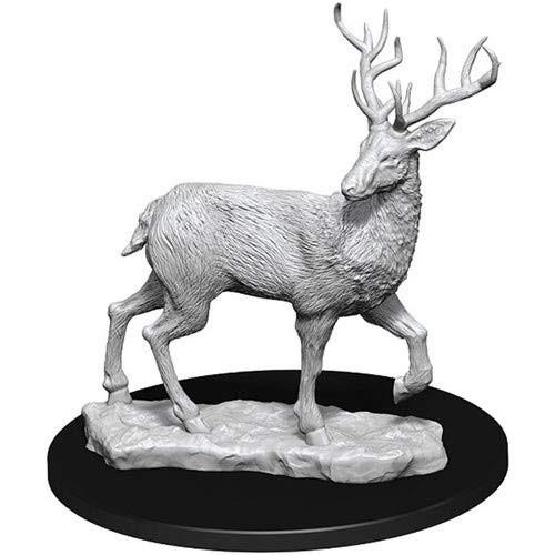 Pathfinder Unpainted Miniatures: Stag
