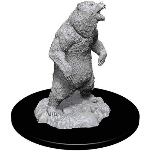 Pathfinder Unpainted Miniatures: Grizzly