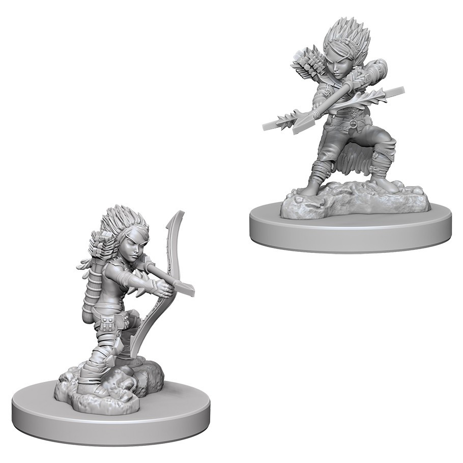 Pathfinder Unpainted Miniatures: Female Gnome Rogue
