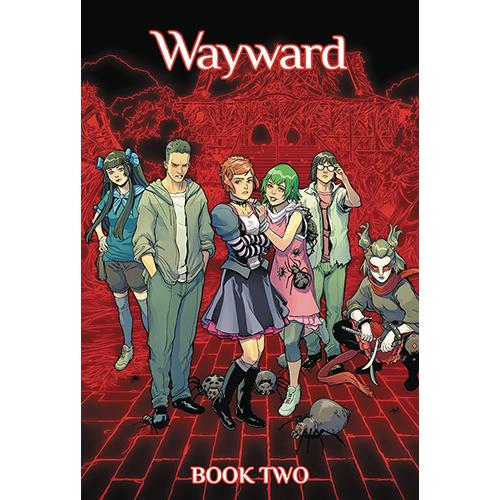 Wayward HC Book 02