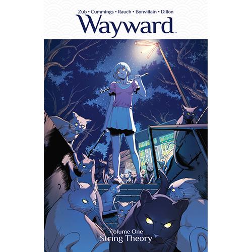 Wayward TP Vol 01 String Theory