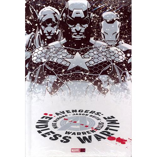 Avengers Endless Wartime OGN HC