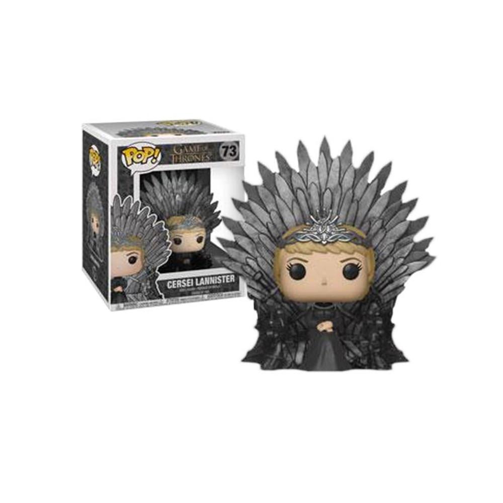 Funko Pop: Game of Thrones - Cersei Lannister Sitting on Iron Throne
