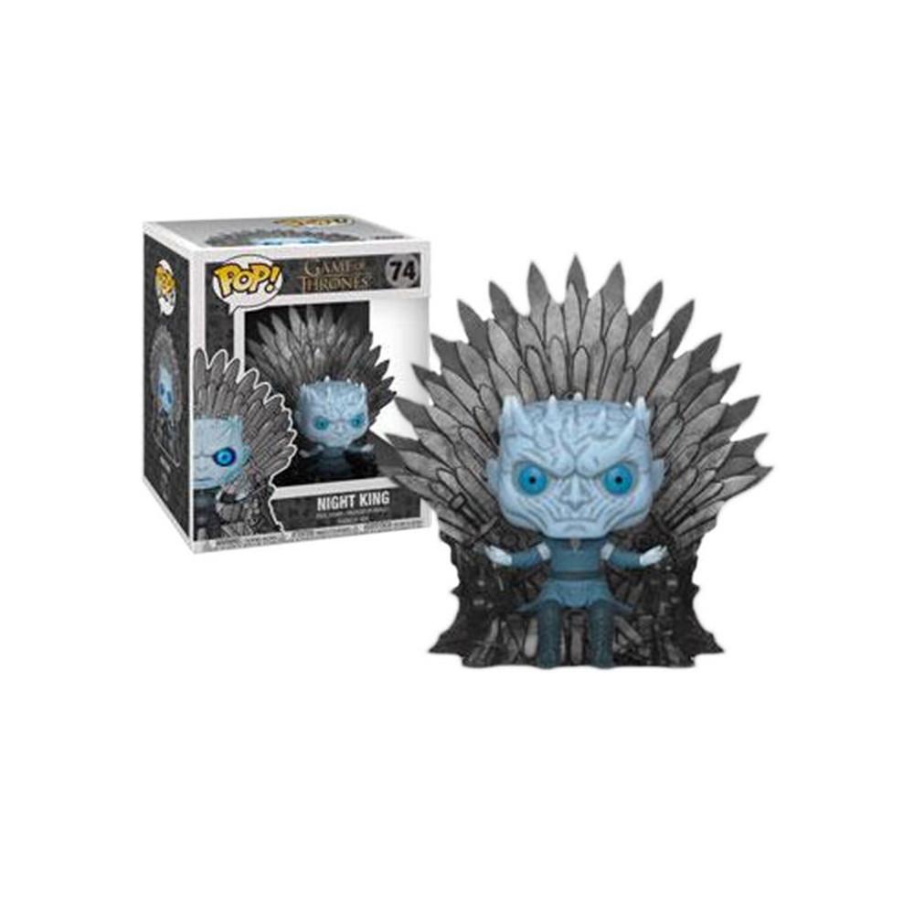 Funko Pop: Game of Thrones - Night King Sitting on Iron Throne