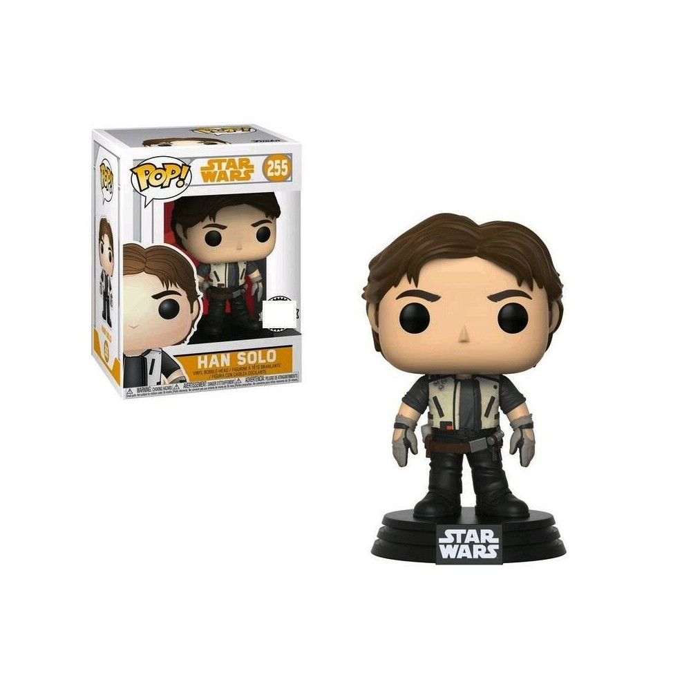 Funko Pop: Star Wars: Solo - Young Han (Exc)