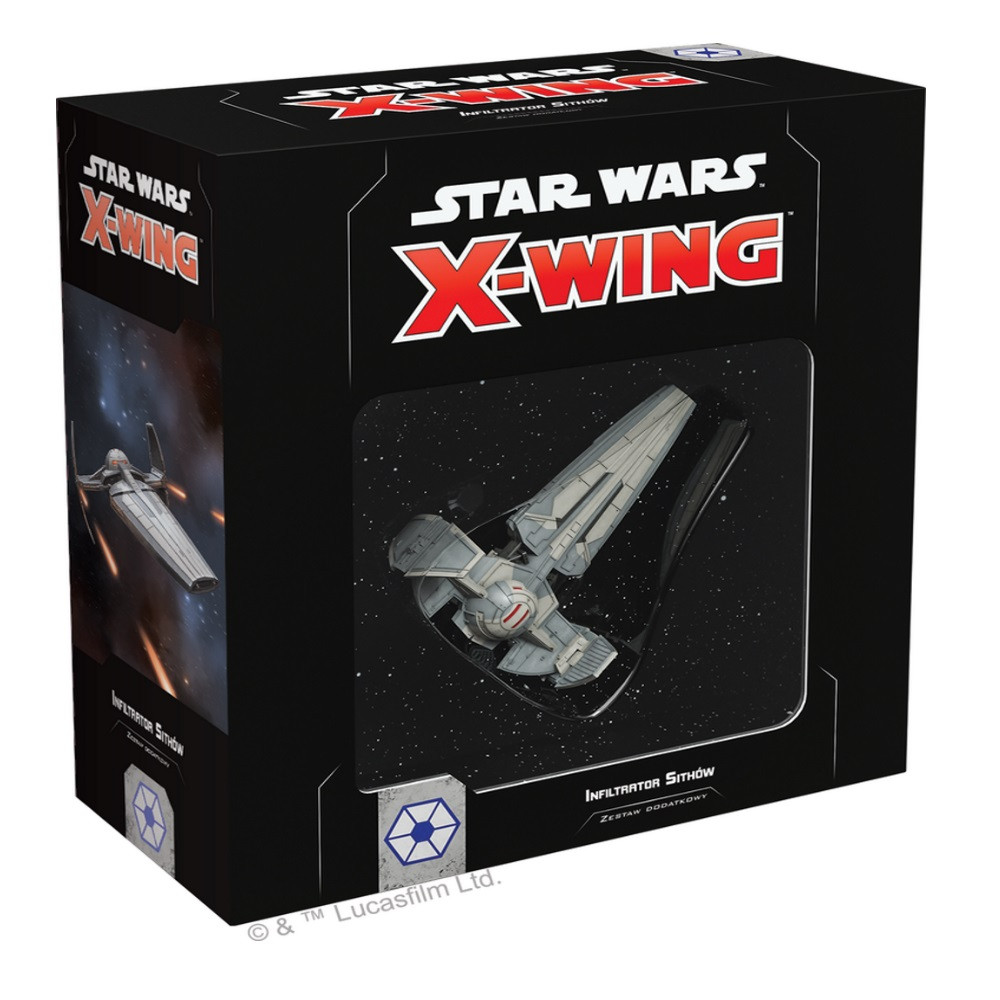 Star Wars X-Wing: Sith Infiltrato Expansion Pack