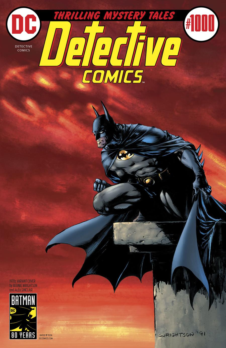 Detective Comics 1000 Coperta F - 5