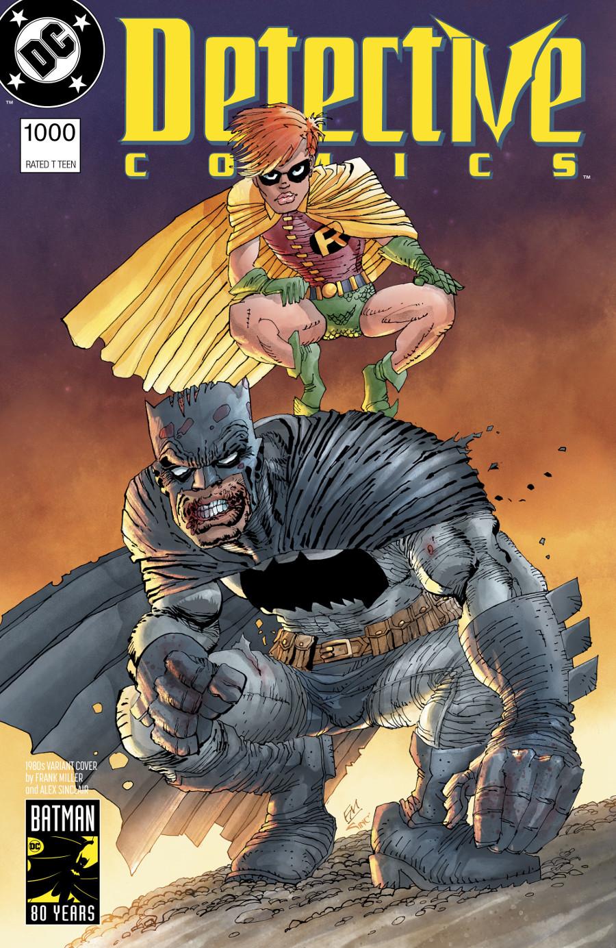 Detective Comics 1000 Coperta F - 6