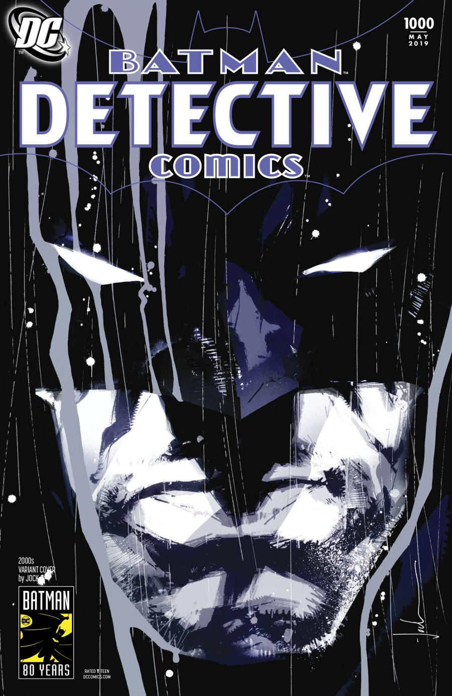 Detective Comics 1000 Coperta F - 8