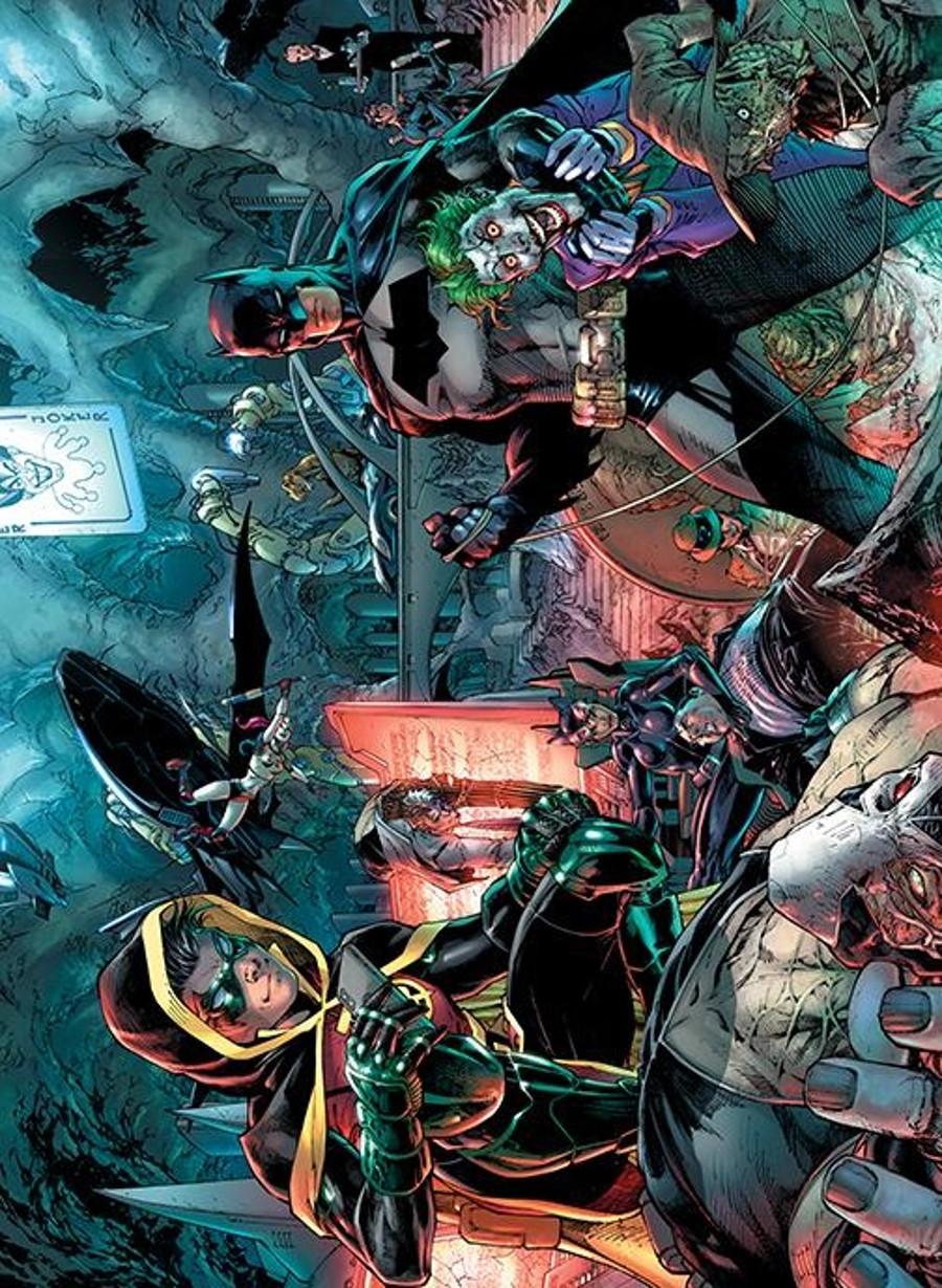 Detective Comics 1000 Coperta F - 10