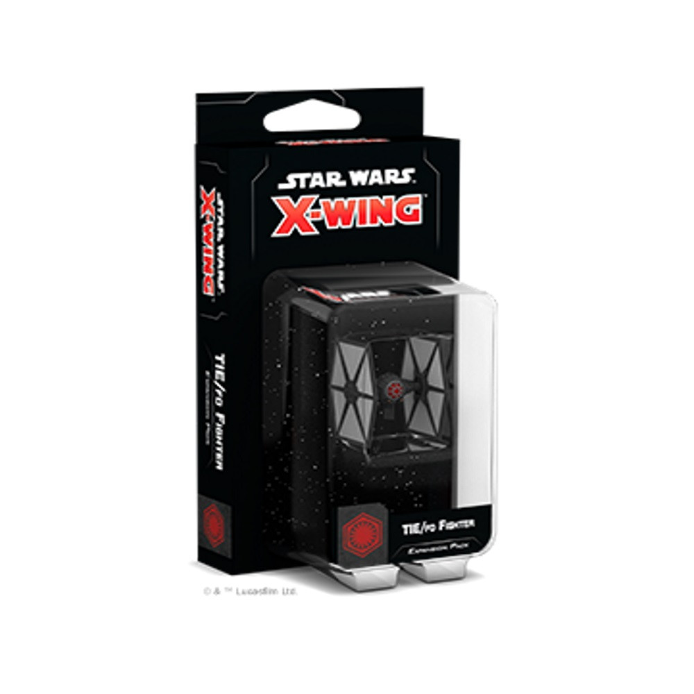 Star Wars X-Wing: TIE/fo Fighter Striker Expansion Pack