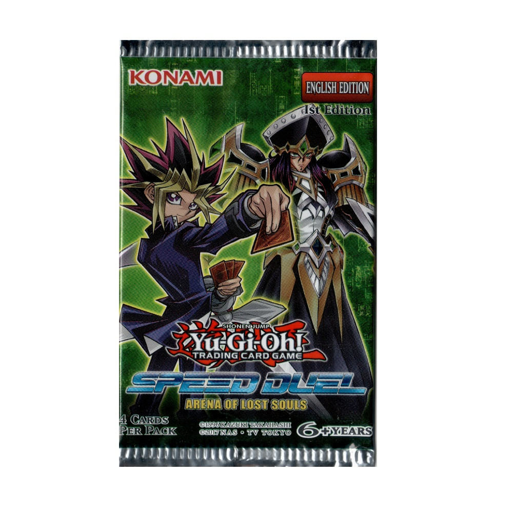 Yu-Gi-Oh! Speed Duel: Arena of Lost Souls