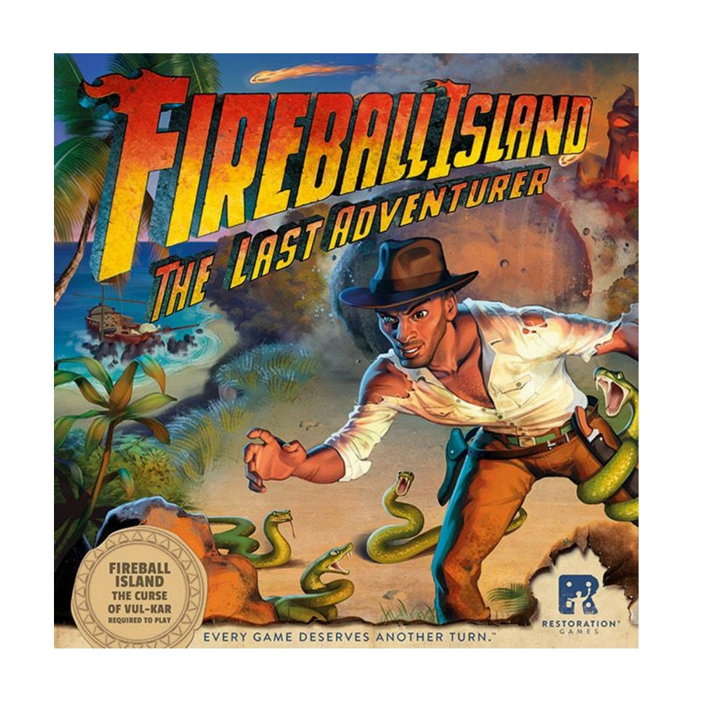 Fireball Island - Last Adventurer