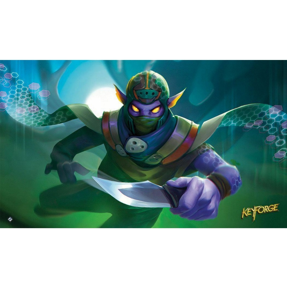 KeyForge: Finishing Blow Playmat
