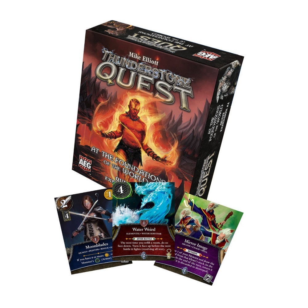 Thunderstone Quest Expansion: Foundations of the World