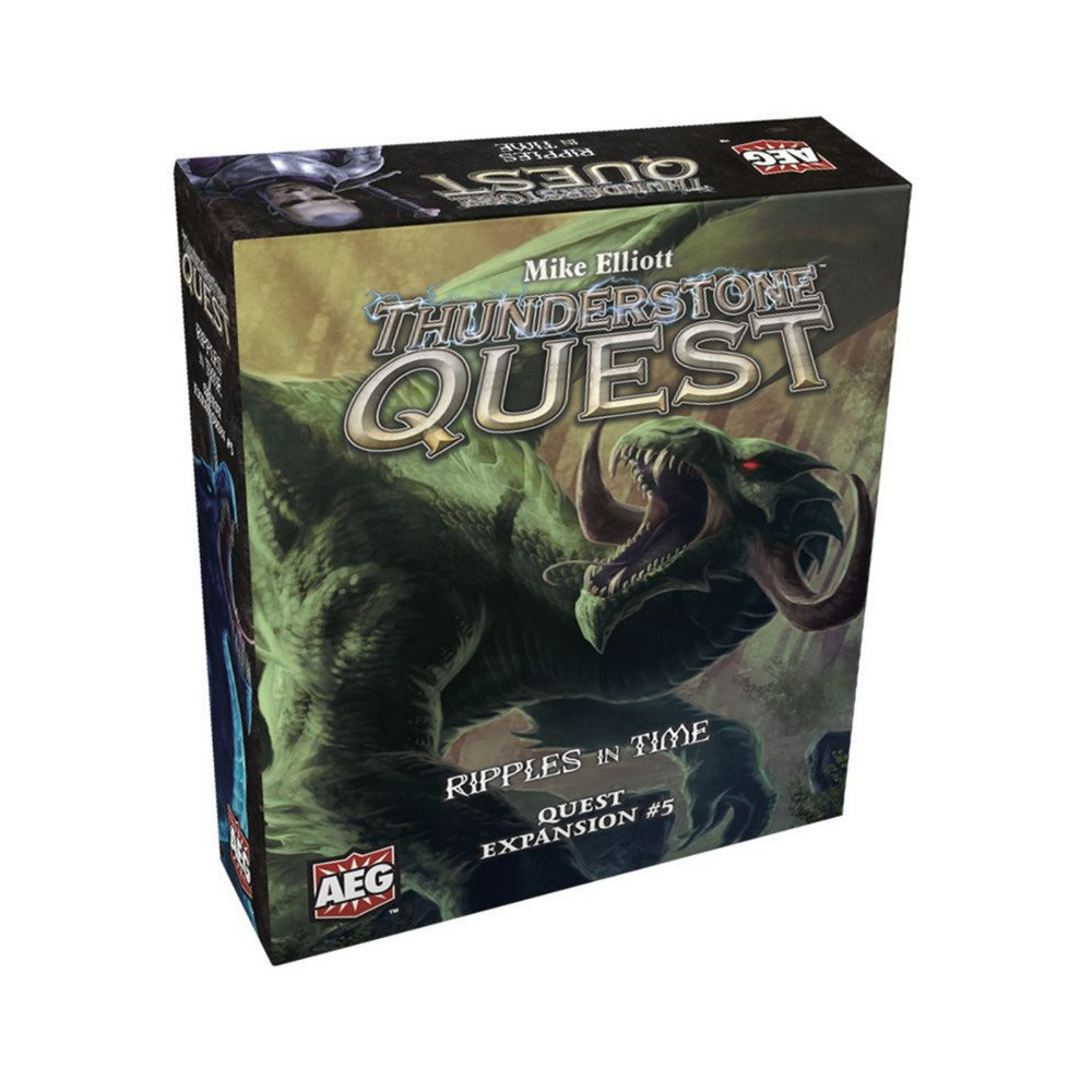 Thunderstone Quest Expansion: Ripples in Time