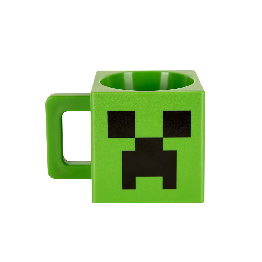 Cana Minecraft - Creeper Face imagine