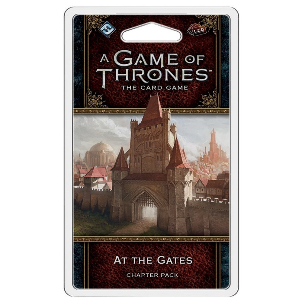 A Game of Thrones: The Card Game (editia a doua) – At The Gates