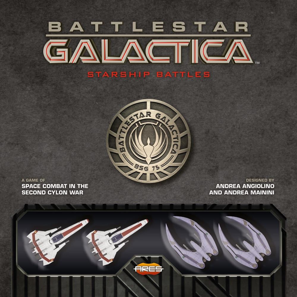 Battlestar Galactica Starship Battles (Starter Set)