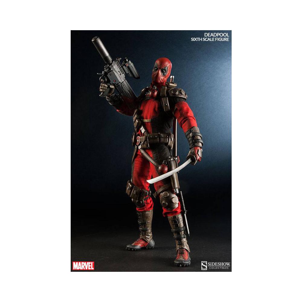 Figurina Marvel Comics Action Figure 1/6 Deadpool 30 cm