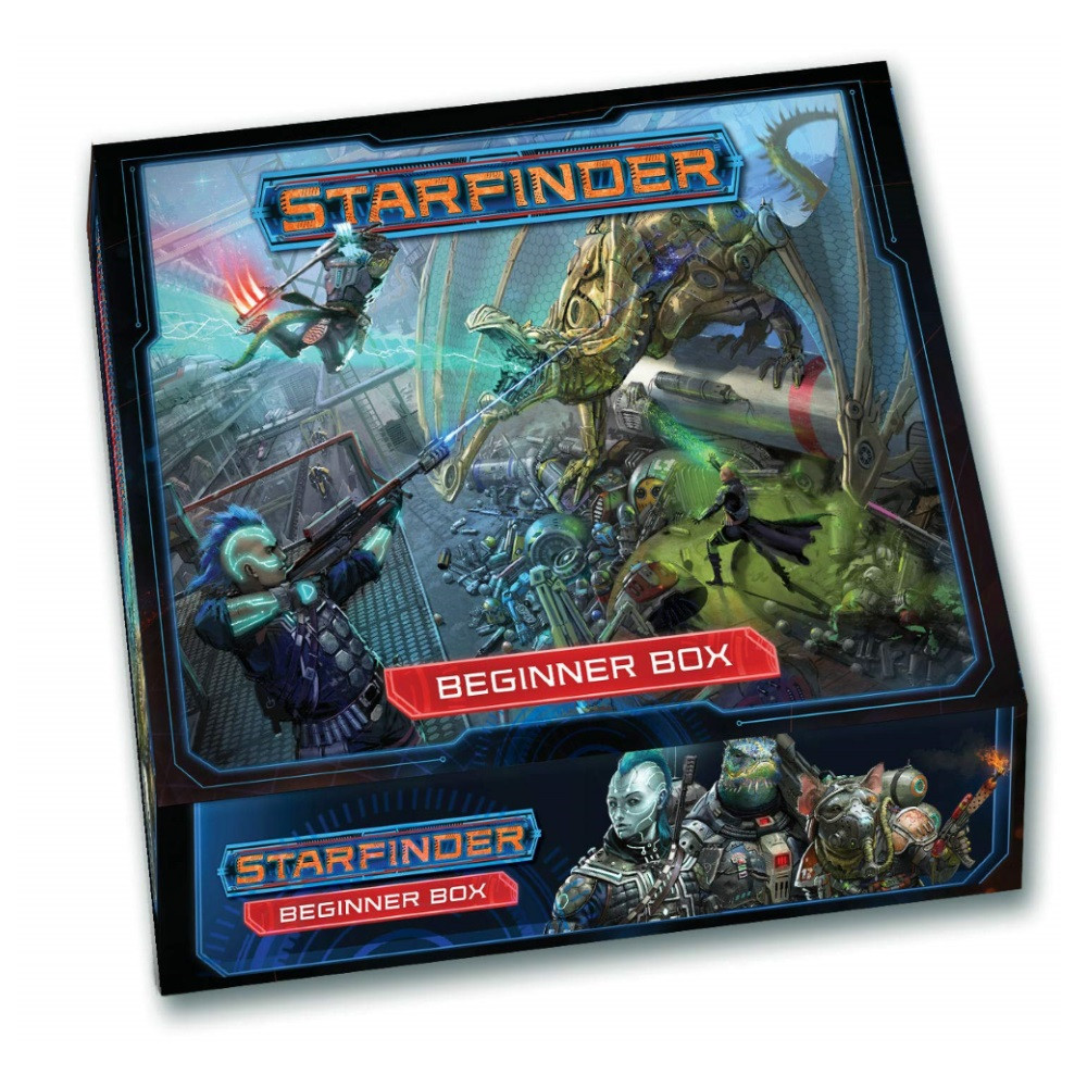 Joc Starfinder Roleplaying Game: Beginner Box