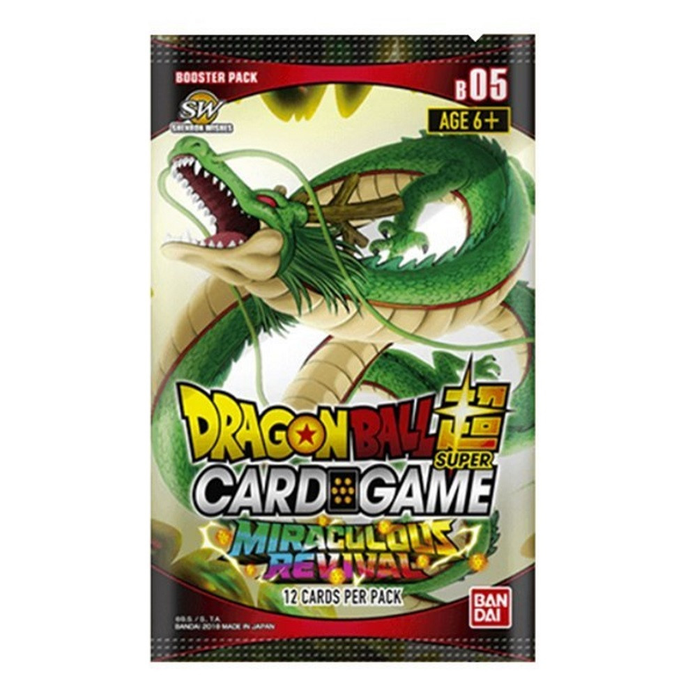 Pachet Dragon Ball Super TCG: Starter Deck Shenron's Advent