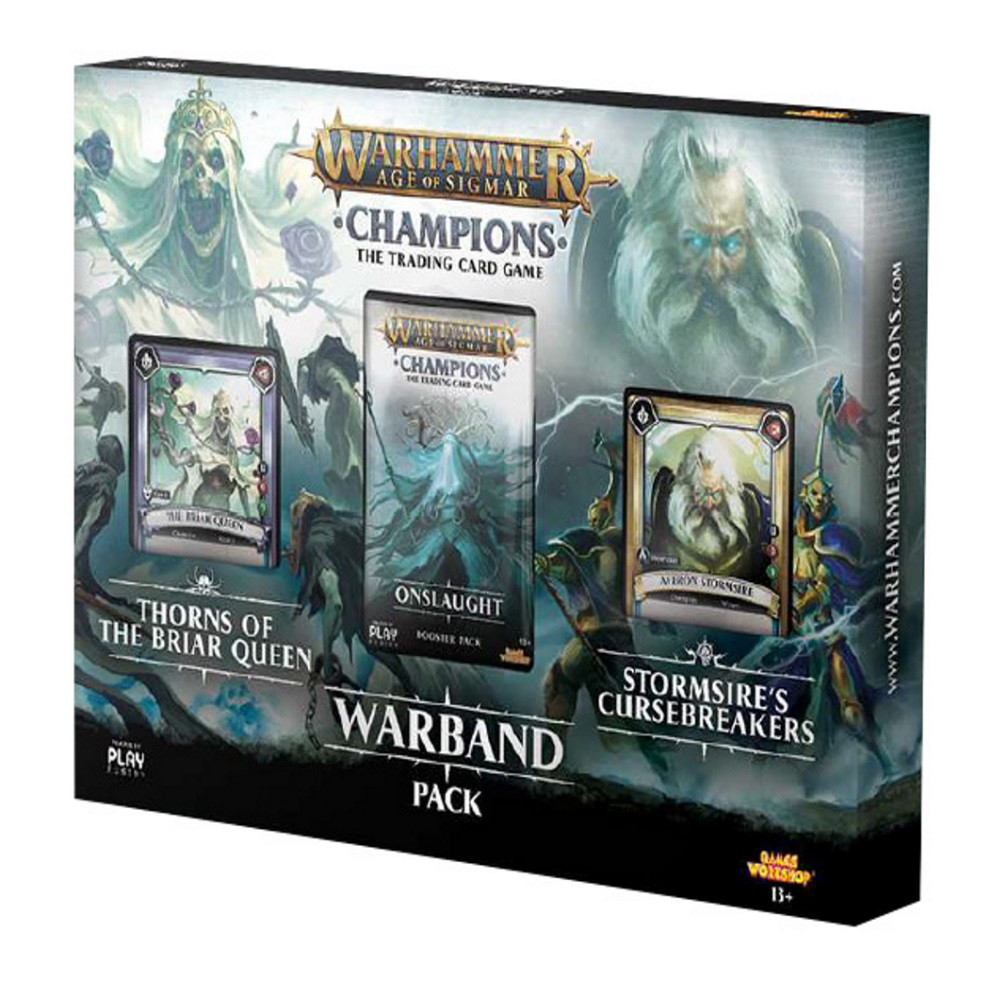 Pachet Warhammer Age of Sigmar: Champions Warband Collectors Pack