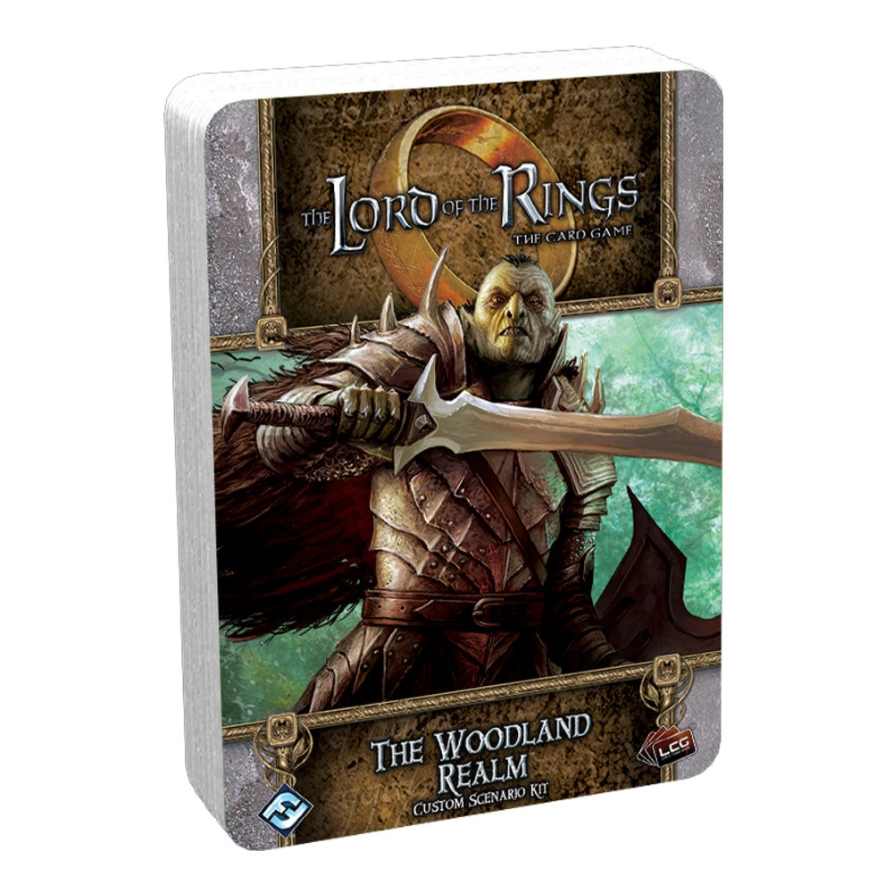 Expansiune The Lord of the Rings: The Card Game – The Woodland Realm