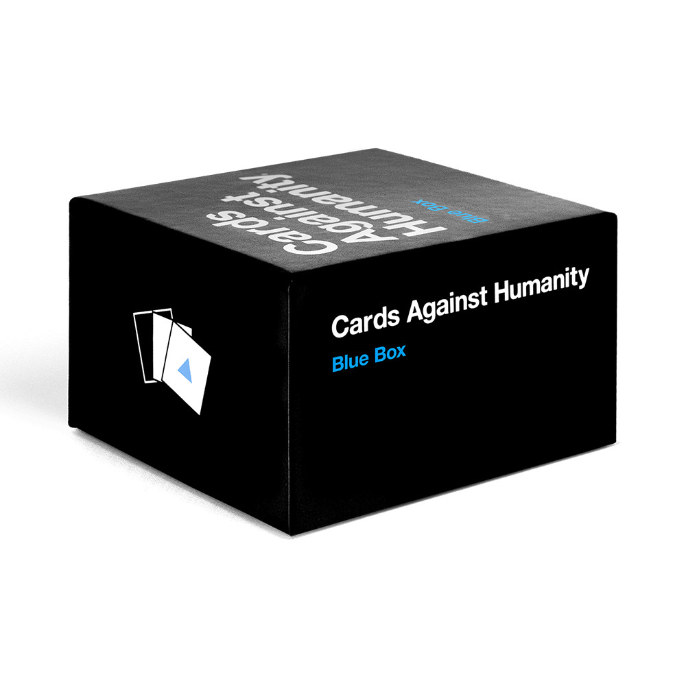 Expansiune Cards Against Humanity - Blue Box